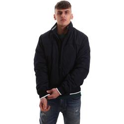 textil Herre Jakker Navigare NV67062 Blå
