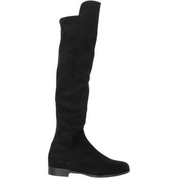 Sko Dame Høje støvletter Grace Shoes 867001 Sort