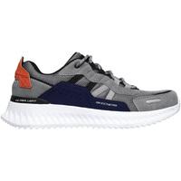 Sko Herre Sneakers Skechers 232011 Grå