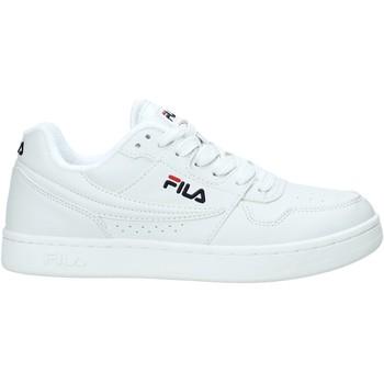 Sko Børn Sneakers Fila 1010787 hvid