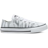 Sko Børn Sneakers Converse 667604C hvid