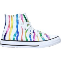 Sko Børn Sneakers Converse 667600C hvid