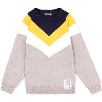 textil Børn Pullovere Losan 023-5001AL Grå