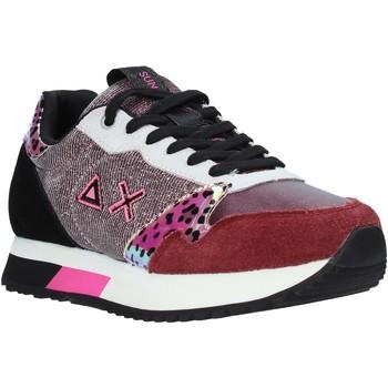 Sko Dame Sneakers Sun68 Z40227 Violet