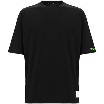 textil Dame T-shirts & poloer Freddy F0ULTT2 Sort