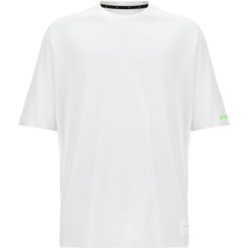 textil Herre T-shirts & poloer Freddy F0ULTT2 hvid