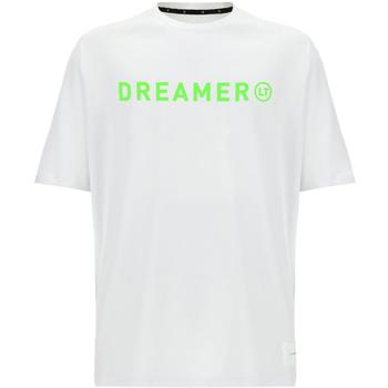textil Herre T-shirts & poloer Freddy F0ULTT3 hvid