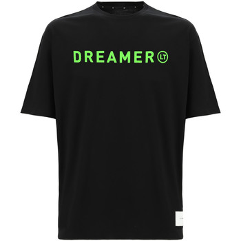 textil Dame T-shirts & poloer Freddy F0ULTT3 Sort