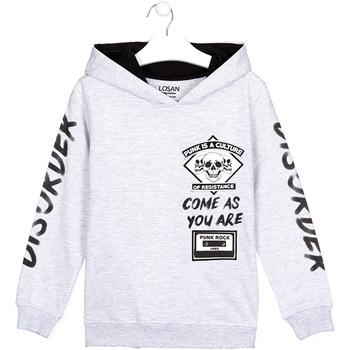 textil Børn Sweatshirts Losan 023-6000AL Grå