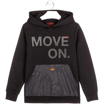 textil Børn Sweatshirts Losan 023-6006AL Sort