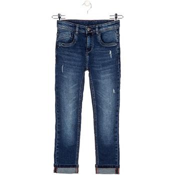 textil Børn Jeans Losan 023-9002AL Blå