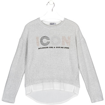 textil Børn T-shirts & poloer Losan 024-1024AL Grå