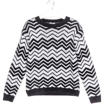 textil Børn Pullovere Losan 024-5005AL Sort