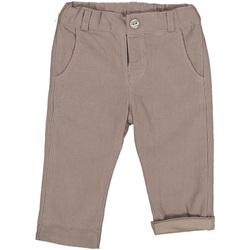 textil Børn Bukser Melby 20G0250 Beige