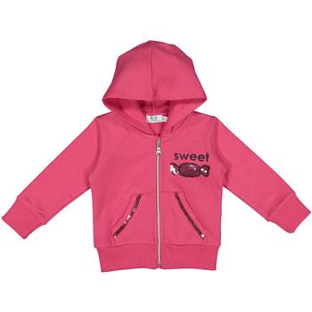 textil Børn Sweatshirts Melby 20D2341 Lyserød