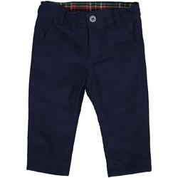 textil Børn Bukser Melby 20G0170 Blå