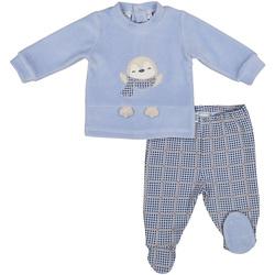 textil Børn Jakkesæt og slips Melby 20Q0840 Blå