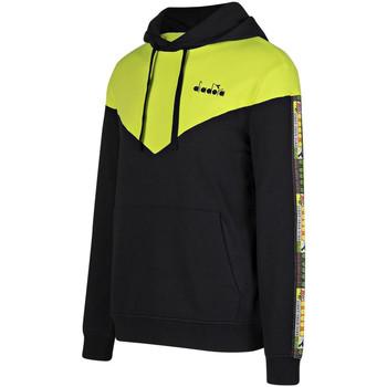 textil Herre Sweatshirts Diadora 502176426 Sort