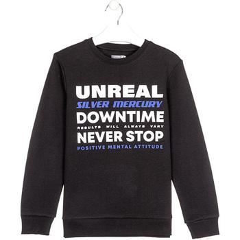 textil Børn Sweatshirts Losan 023-6651AL Sort