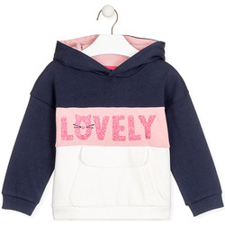 textil Børn Sweatshirts Losan 026-6025AL Blå