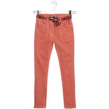 textil Børn Smalle jeans Losan 024-9005AL Lyserød