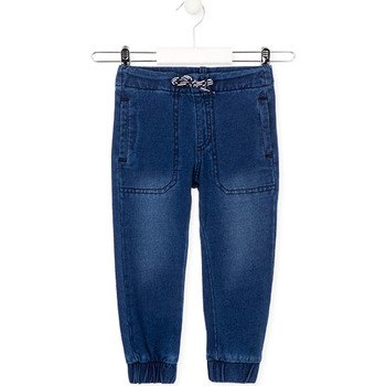 textil Børn Jeans Losan 025-6033AL Blå