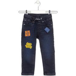textil Børn Jeans Losan 025-6037AL Blå