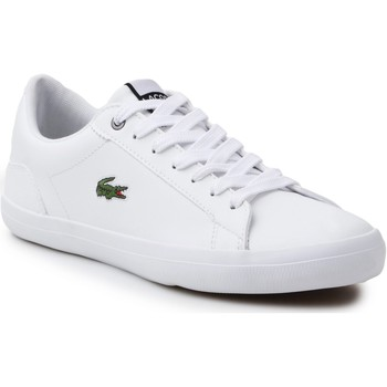 Sko Herre Lave sneakers Lacoste Lerond 418 3 JD CMA 7-36CMA0099001 white