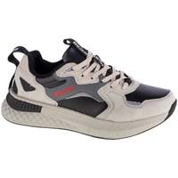 Sko Herre Lave sneakers Big Star GG174464 Sort,Grå,Beige