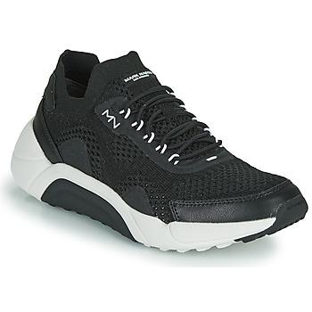 Sko Herre Lave sneakers Skechers ENDURO-SILVERTON Sort