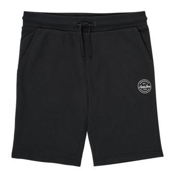 textil Dreng Shorts Jack & Jones JJI SHARK JJSWEAT Sort
