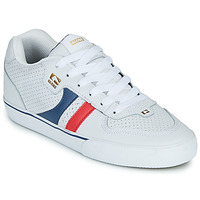 Sko Herre Lave sneakers Globe ENCORE-2 Hvid / Blå / Rød