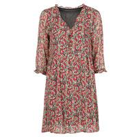 textil Dame Korte kjoler Betty London  Rød / Flerfarvet