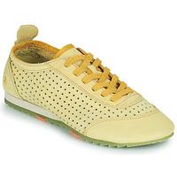 Sko Dame Lave sneakers Art KIOTO Gul