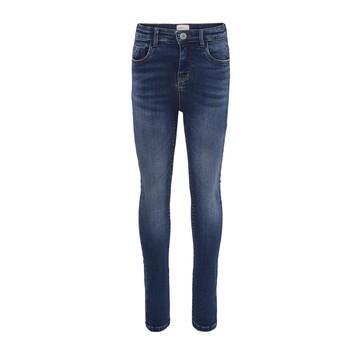 textil Pige Smalle jeans Only KONPAOLA Blå