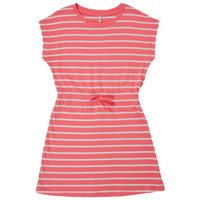 textil Pige Korte kjoler Only KONMAY Flerfarvet