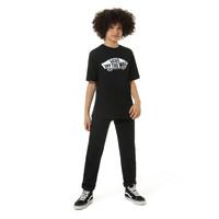 textil Børn T-shirts m. korte ærmer Vans VANS CLASSIC TEE Sort