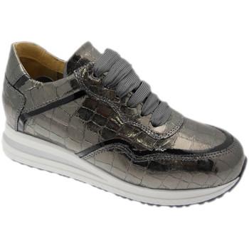 Sko Dame Lave sneakers Calzaturificio Loren LOC3936gr grigio