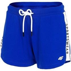 textil Dame Shorts 4F SKDD003 Blå