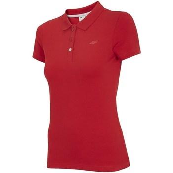 Polo-t-shirts m. korte ærmer 4F  TSD008