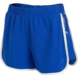 textil Dame Shorts 4F SKDF001 Blå