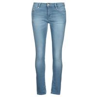 textil Dame Smalle jeans Kaporal LUCE Blå