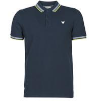 textil Herre Polo-t-shirts m. korte ærmer Kaporal RAYOC Marineblå