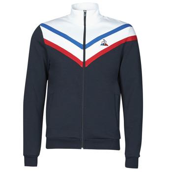 textil Herre Sportsjakker Le Coq Sportif TRI FZ N°1 M Marineblå
