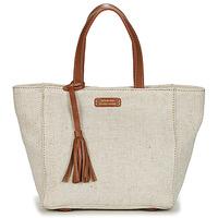 Tasker Dame Shopping Loxwood CABAS PARISIEN Beige