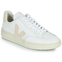 Sko Lave sneakers Veja V-12 Hvid / Beige