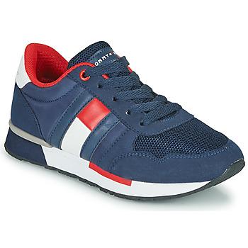 Sko Børn Lave sneakers Tommy Hilfiger JEROME Blå