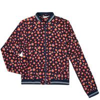 textil Pige Jakker / Blazere Name it NKFTHUNILLA Flerfarvet