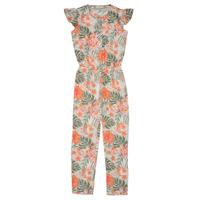 textil Pige Buksedragter / Overalls Name it NKFVINAYA JUMPSUIT Flerfarvet