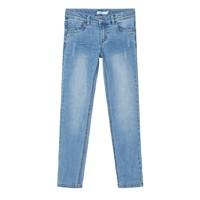 textil Dreng Smalle jeans Name it NKMTHEO Blå